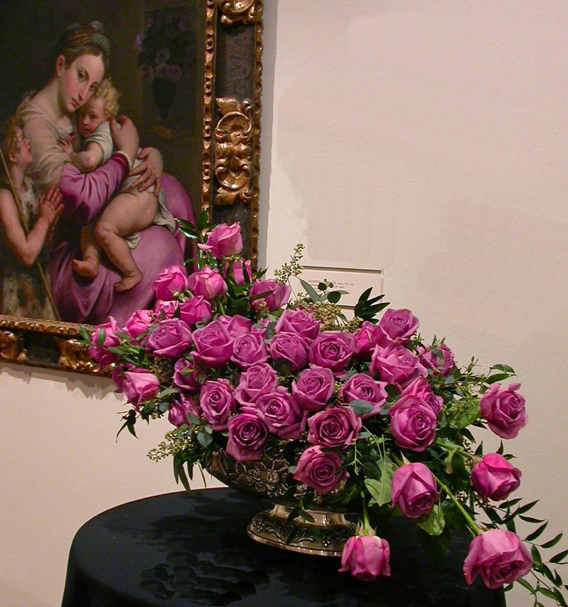 artificial flowers in vase marks and spencer of the arrangements have been made for annual art in bloom lexington intended for the arrangements have been made for annual art in bloom lexington herald leader