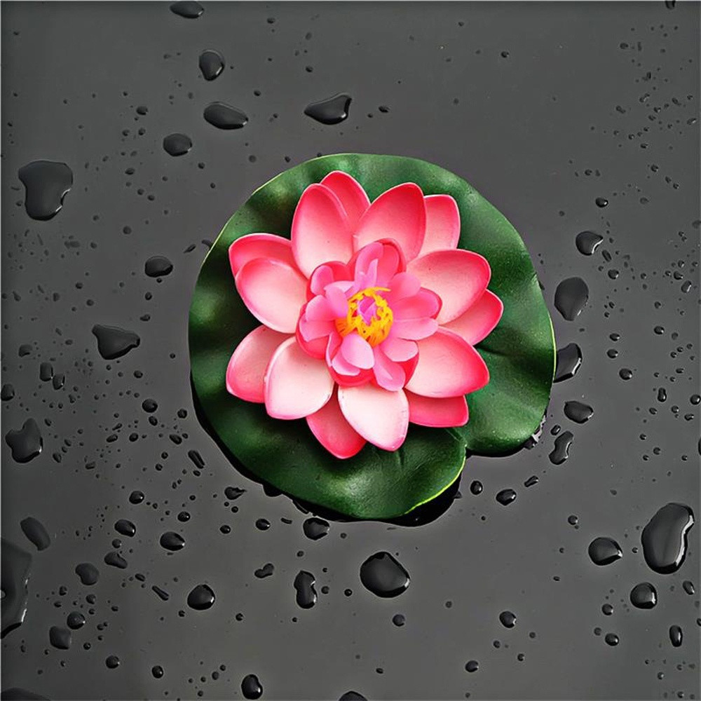 artificial flowers in vase with water of aliexpress com buy hot 1 pcs artificial silk lotus water lily pertaining to aliexpress com buy hot 1 pcs artificial silk lotus water lily plastic flowers fake lotus for wedding decoration plants water lily lotus flowers from