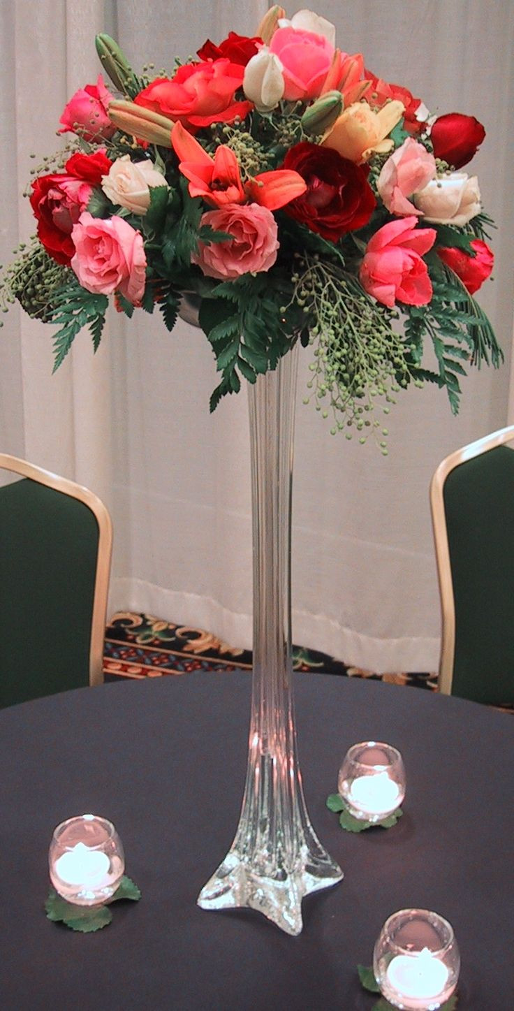artificial flowers in vase with water of how to make tall wedding flower arrangements flowers healthy inside outstanding tall wedding flower centerpieces ideas 21 in wedding decoration ideas with tall wedding flower centerpieces