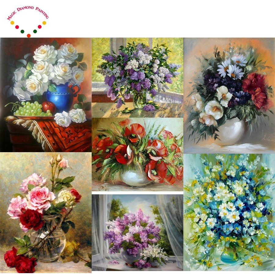 22 Trendy Artificial Lily Flowers In Vase 2021 free download artificial lily flowers in vase of ac284c296diy vase diamond painting choose colored flowers cross stitch in diy vase diamond painting choose colored flowers cross stitch rhinestones round f