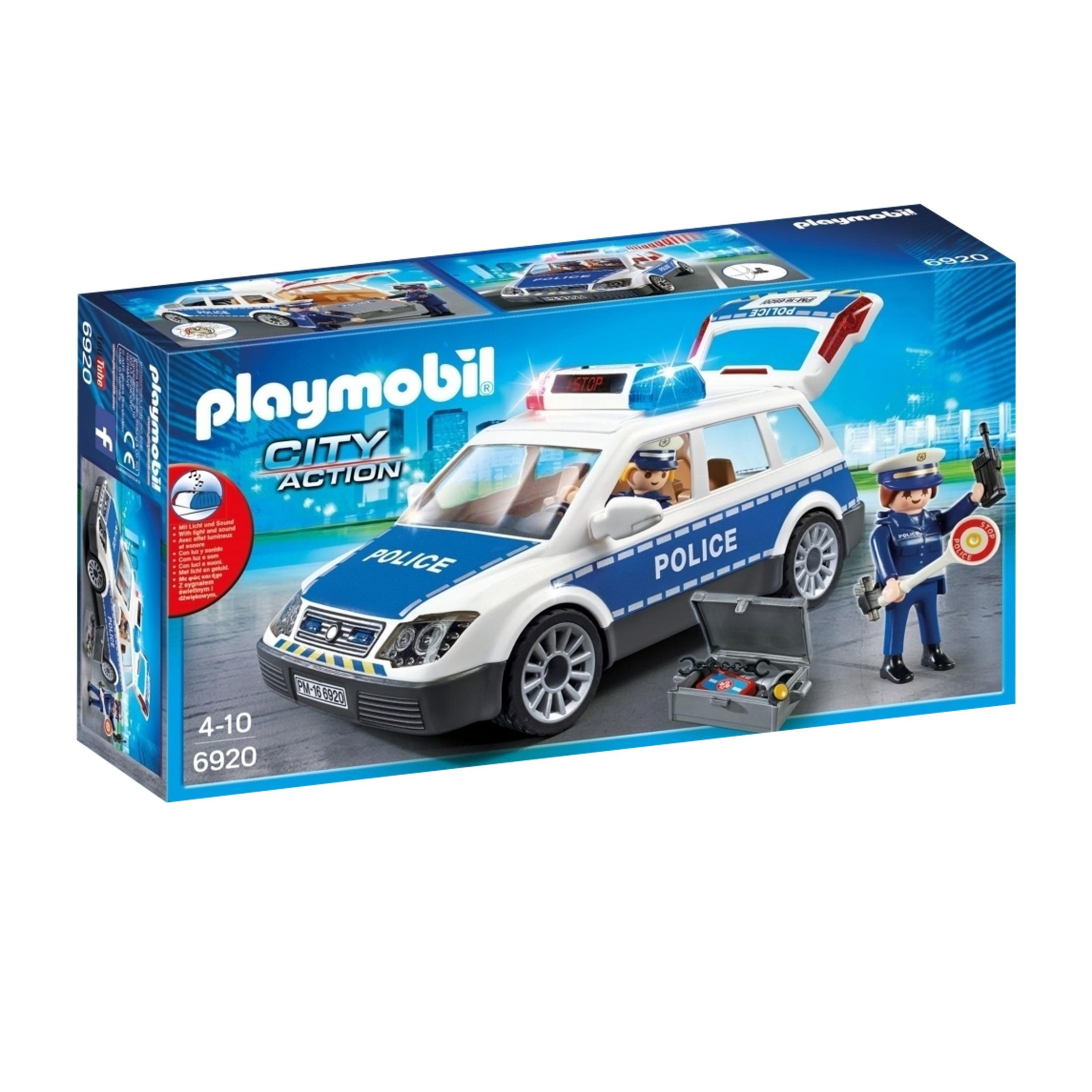 ashland light bulb vase of playmobil city action police squad car at john lewis partners pertaining to 236782496