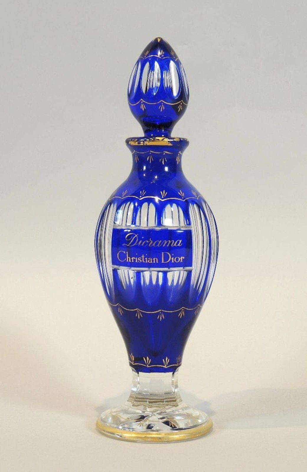14 Perfect Baccarat Blue Vase