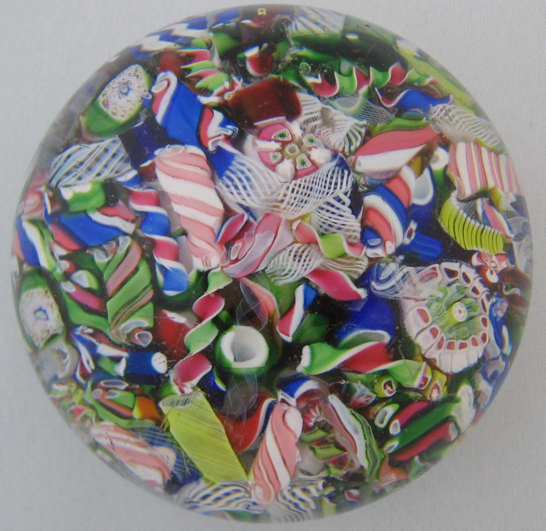 baccarat crystal bud vase of tracy1 intended for antique st louis millefiori scramble diameter 2 1 2