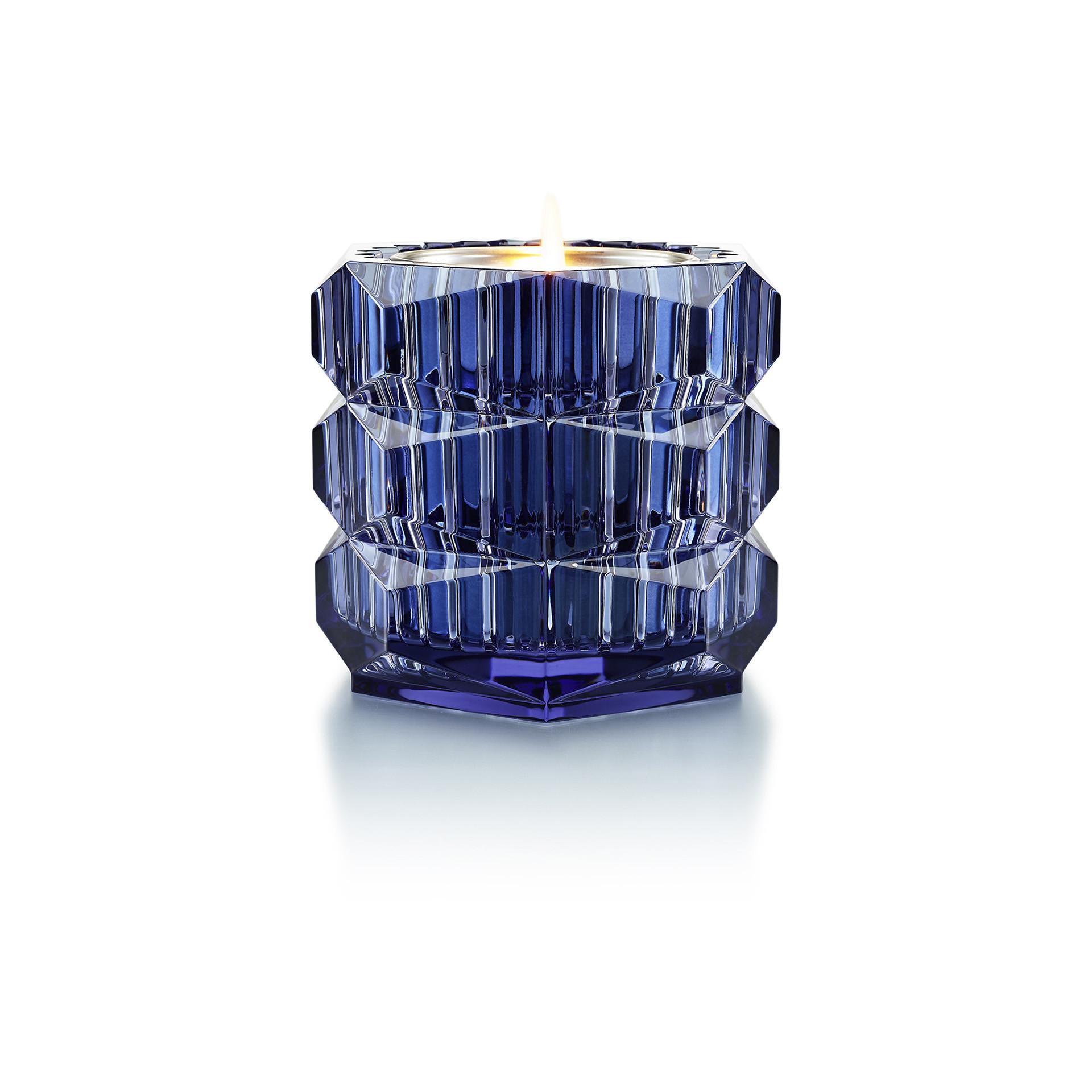baccarat louxor vase of a‰clat de nuit candlestick baccarat in 2810942