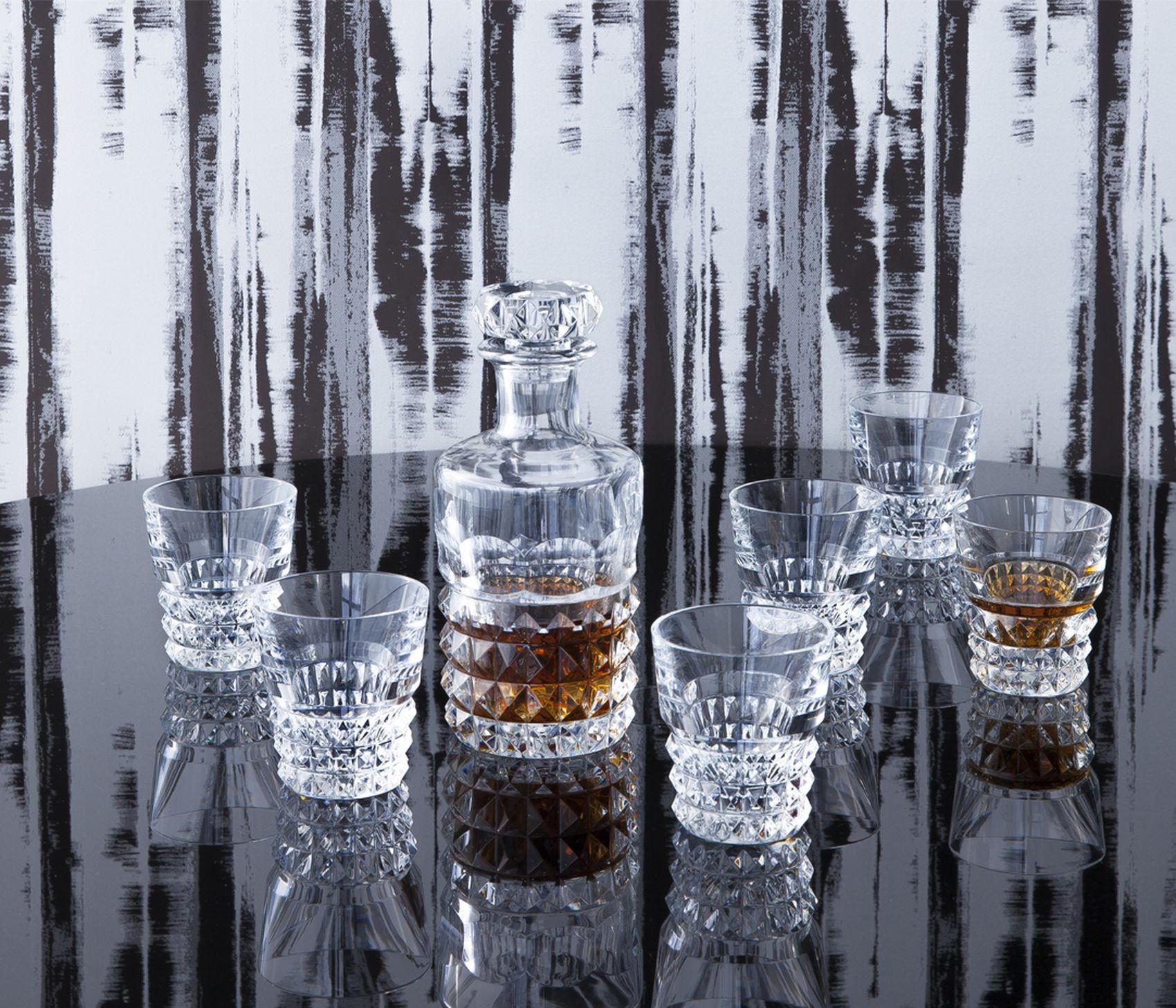 baccarat louxor vase of louxor bar set baccarat pertaining to louxor bar set
