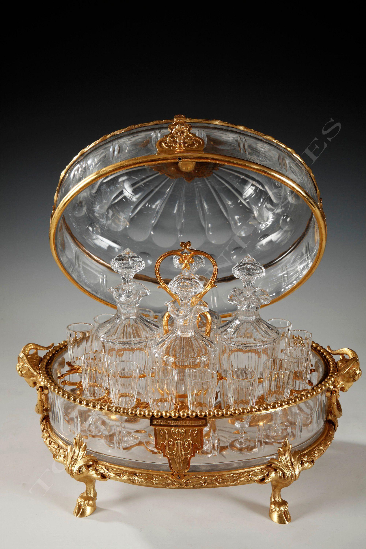 baccarat small eye vase of baccarat cave a liqueurs glassware pinterest antiques inside baccarat cave a liqueurs