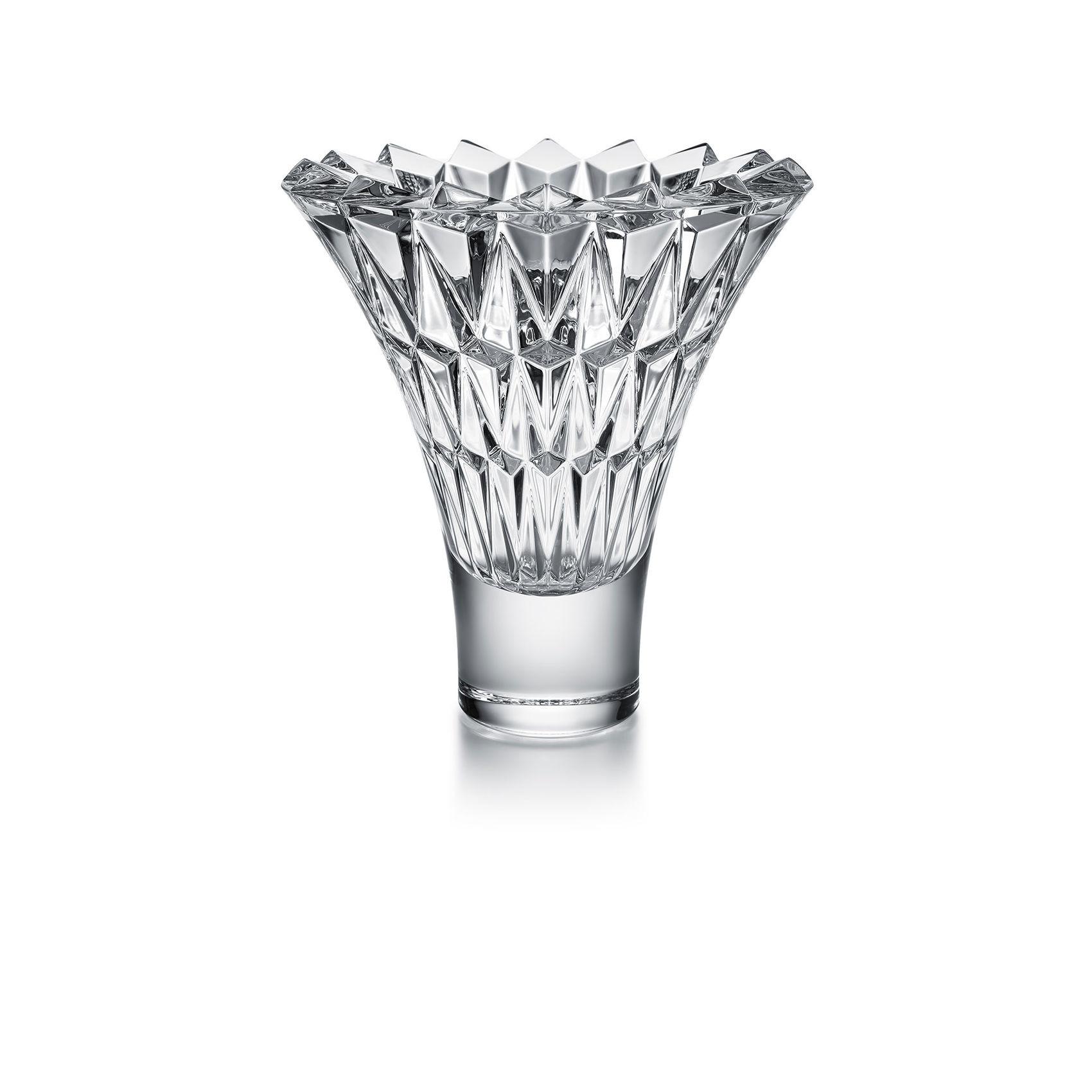 baccarat tornado crystal vase of spirit vase baccarat in spirit vase