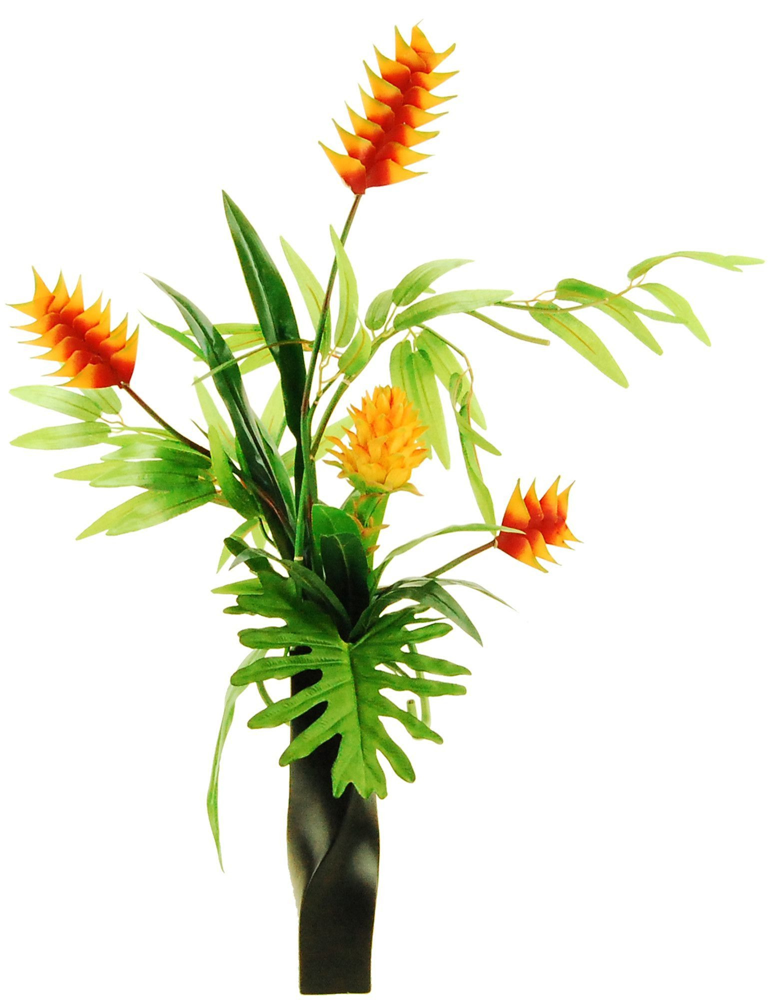 bamboo vase decoration of tropical garden in ceramic vase products pinterest tropical with regard to tropical garden in ceramic vase