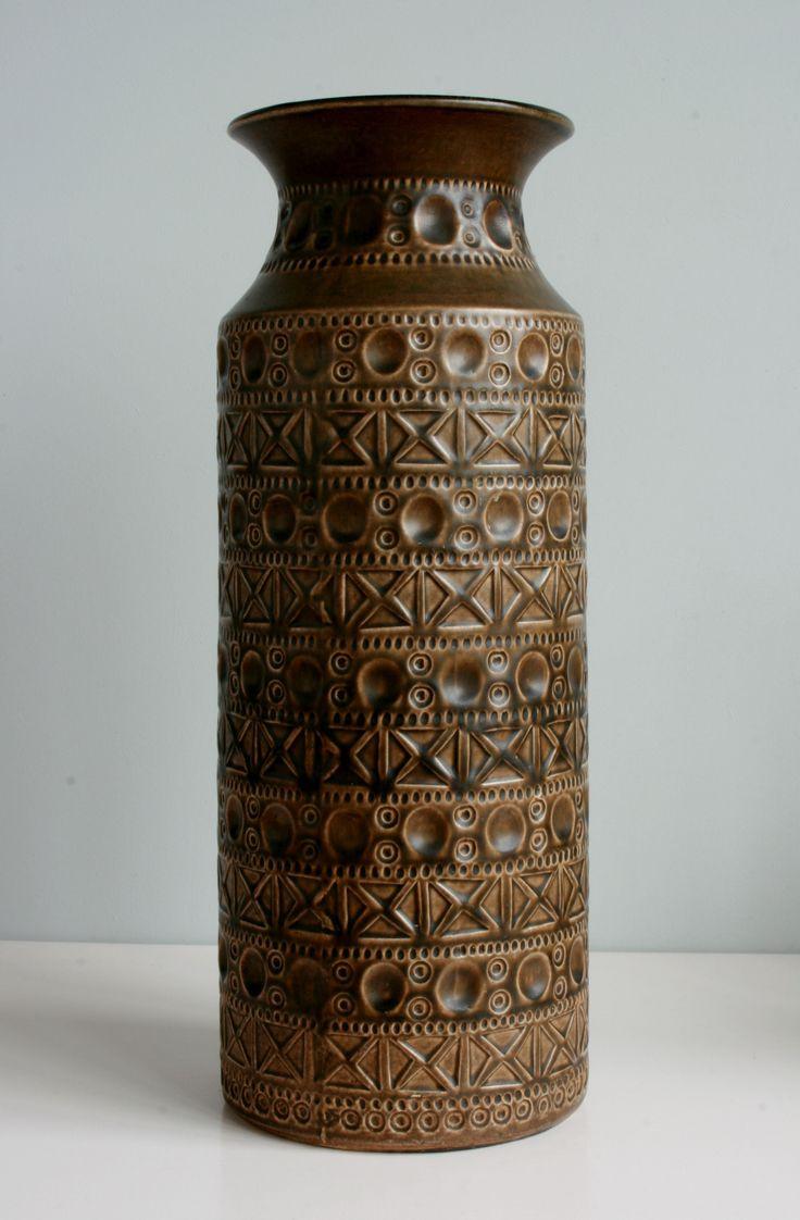 bay vase west germany of 82 best vases images on pinterest pottery ceramic art and ceramics regarding west germany bay keramik vase number 607 40 1960s 70s