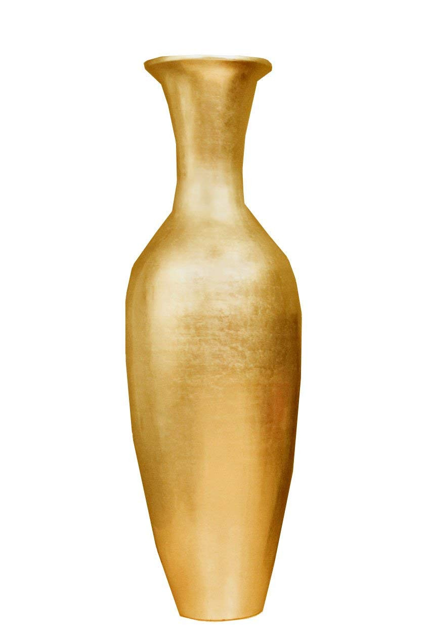 big red floor vase of amazon com greenfloralcrafts 36 in classic bamboo large floor vase with regard to amazon com greenfloralcrafts 36 in classic bamboo large floor vase silver home kitchen