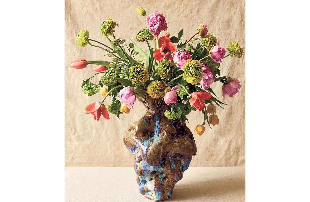 big vase floral arrangements of a de kooning inspired flower arrangement wsj in od bc404 flower gr 20140529122009