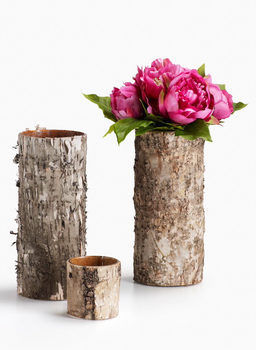14 Unique Birch Wood Vase