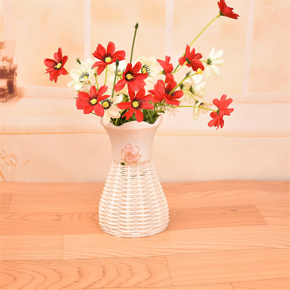 black plastic flower vases of home decor nice rattan vase basket flowers meters orchid artificial throughout aeproduct getsubject