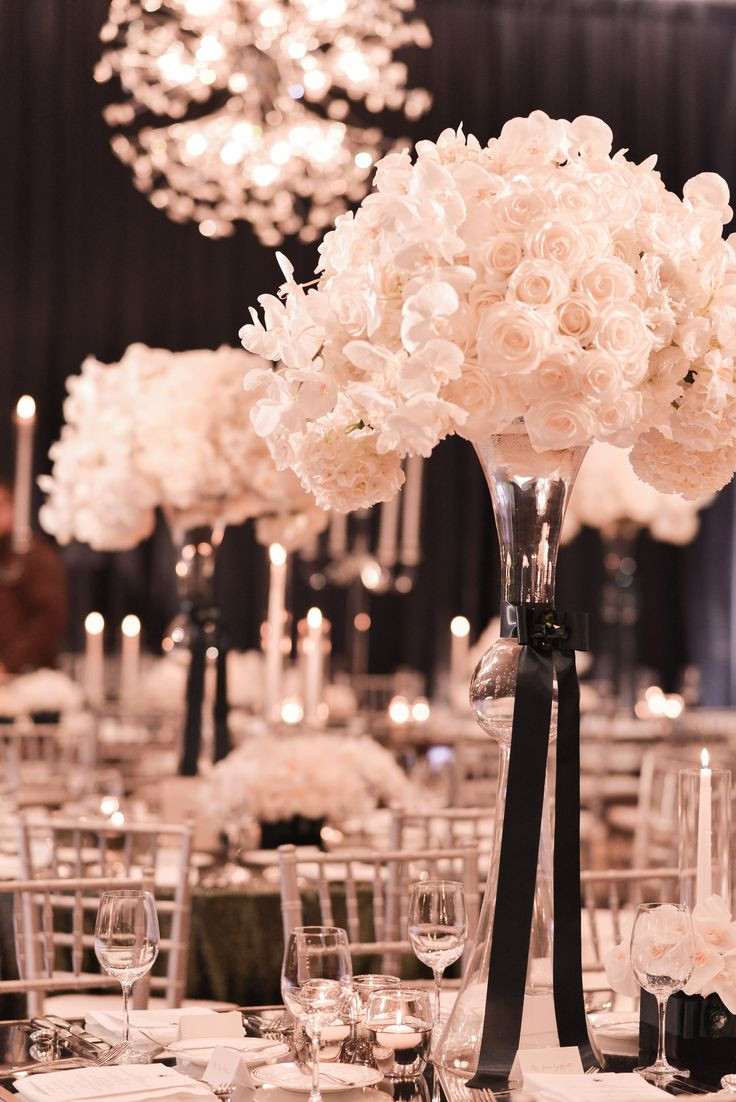bling vases for sale of 33 best stuff to buy images on pinterest wedding ideas wedding with white and black ribbon tie on vase not n black but wedding