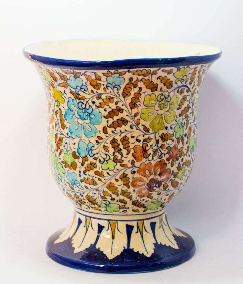 block crystal tulip vase of blue pottery vase pics beautifully detailed blue green haeger 4081 regarding blue pottery vase pics lv 51 blue pottery gamla vase single piece price pkr 3200 of