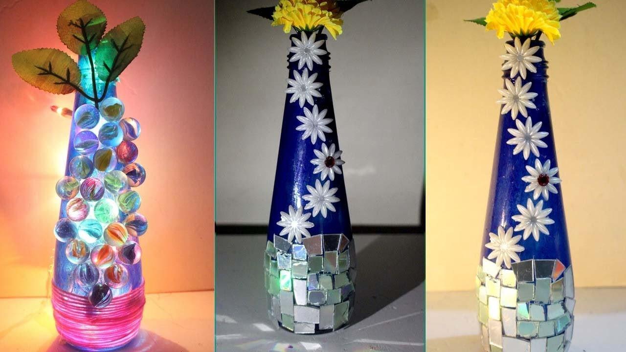 blue floral vase of 27 elegant flower vase ideas for decorating flower decoration ideas inside 0d a· flower vase ideas for decorating elegant attractive decorate vases 8 yarn bottles glass