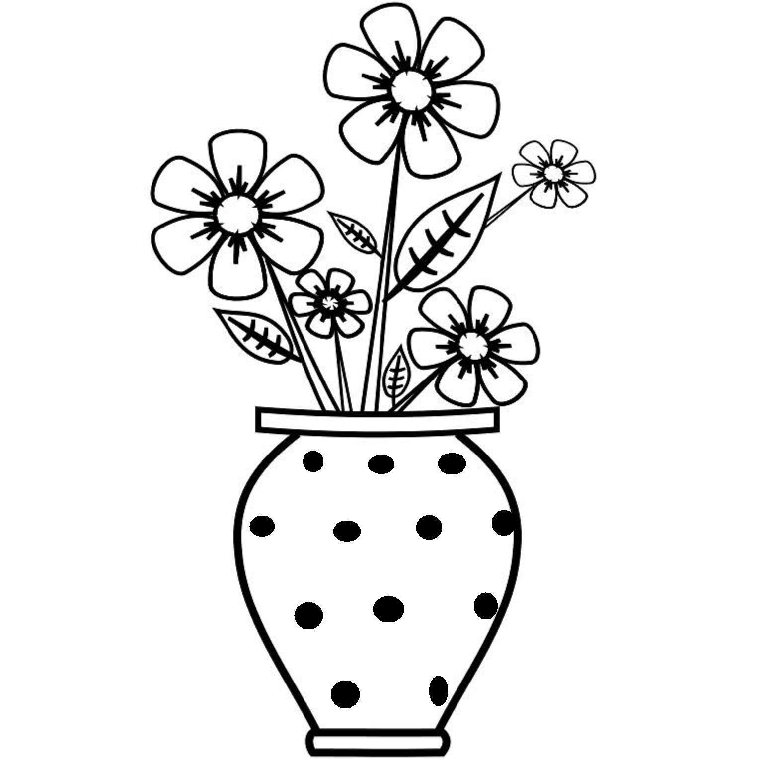 blue flowers in vase of 28 collection of vase drawing for kids high quality free for drawn vase flower vase