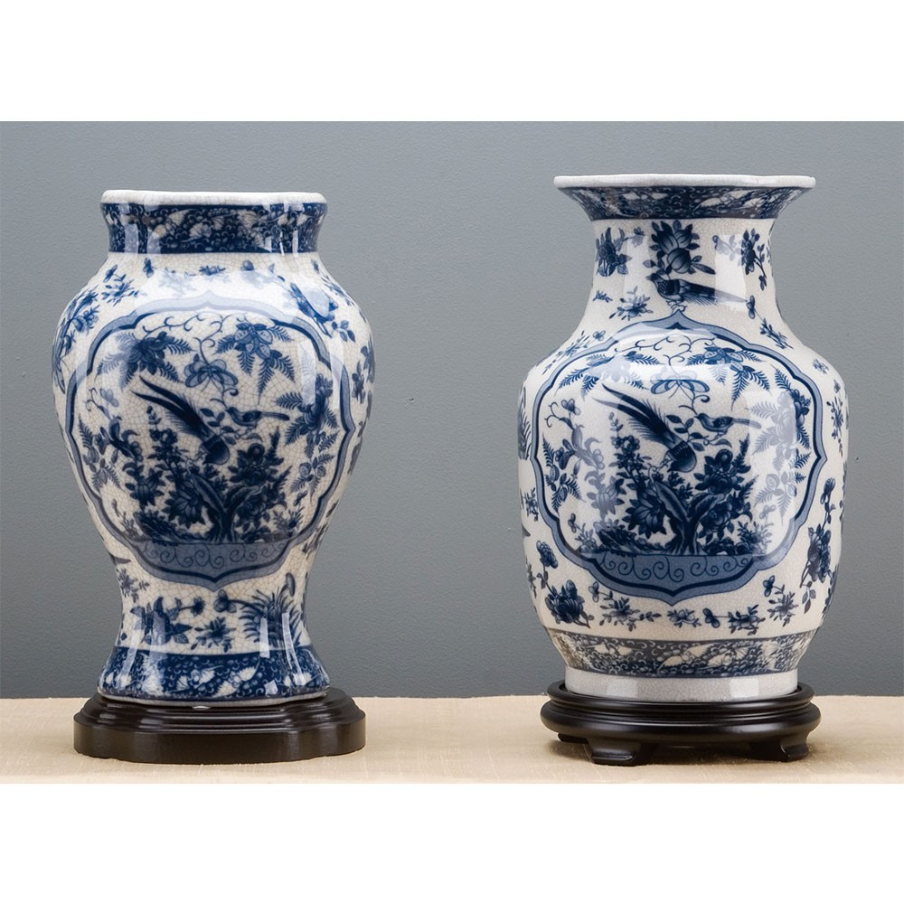 blue recycled glass vase of chinoiserie vase brass burl 10794 pertaining to chinoiserie vase