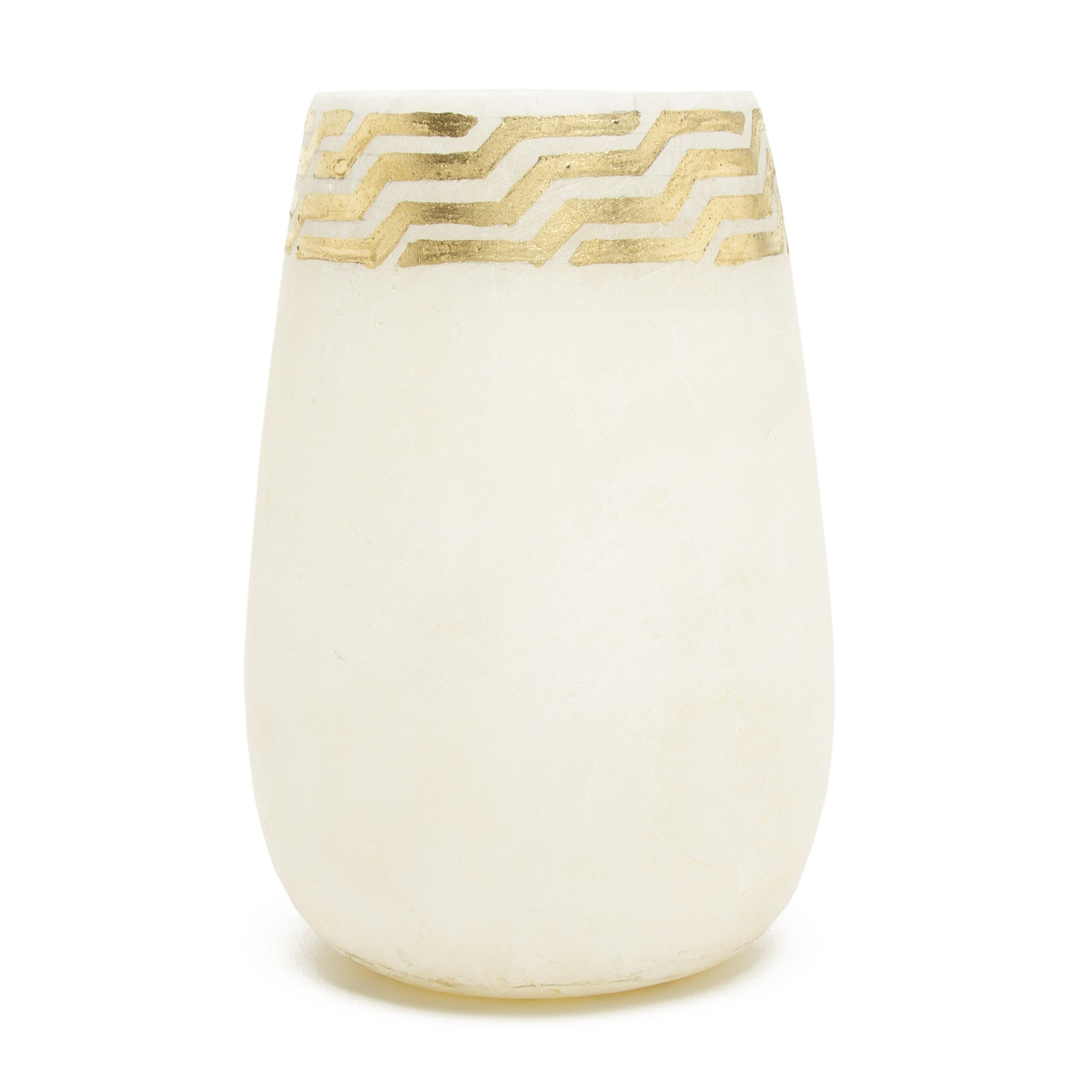 blue white striped vase of egyptian alabaster vessel with gold leaf detailing large the within egyptian alabaster vessel with gold leaf detailing large