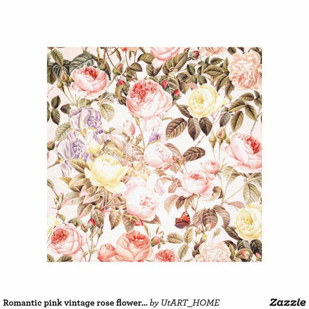 blush pink glass vase of awesome colorful etched vasesh vases flower vase i 0d design yellow for elegant romantic pink vintage rose flower pattern canvas print of awesome colorful etched vasesh vases flower