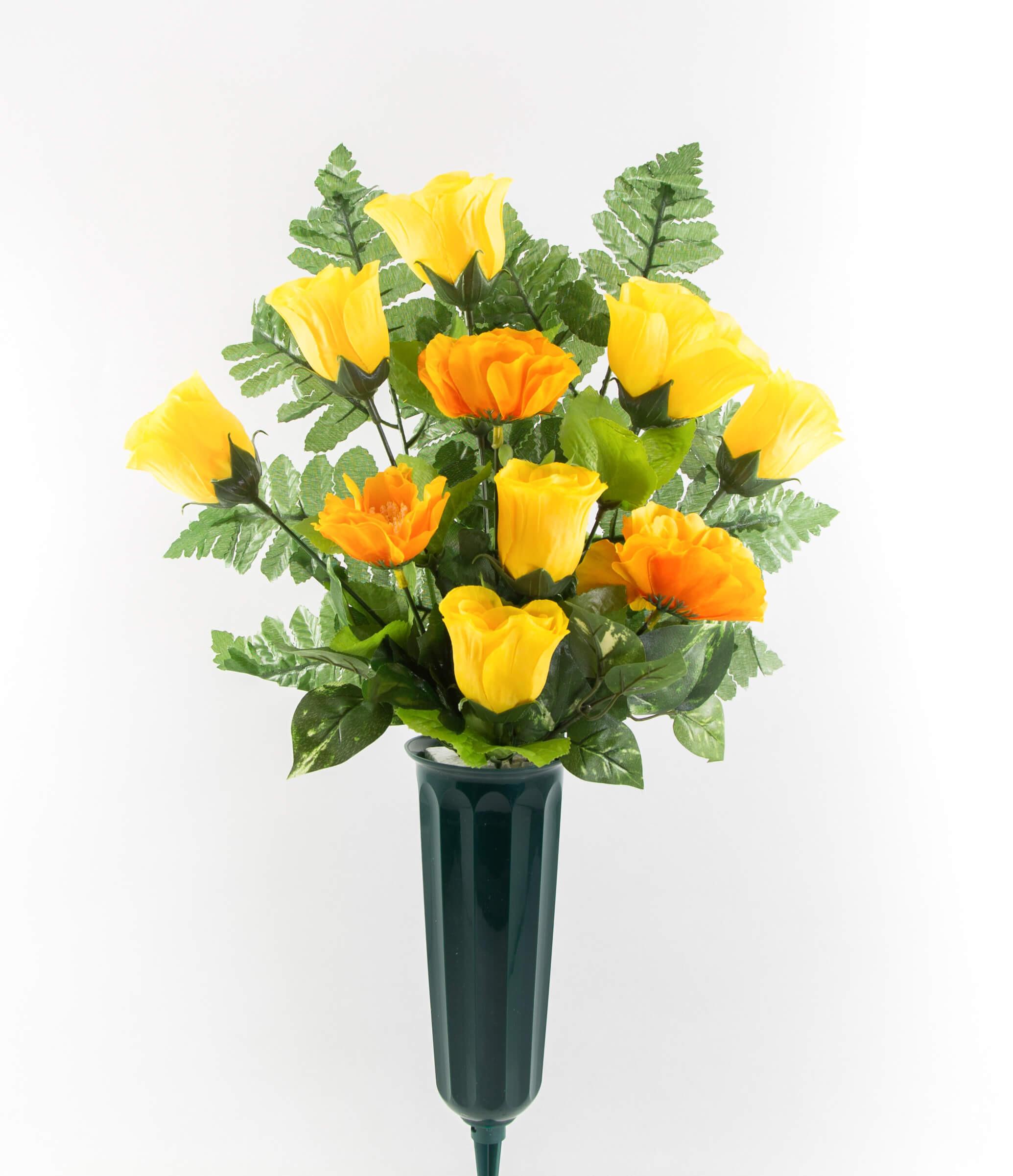 28 Elegant Bronze Cemetery Flower Vases