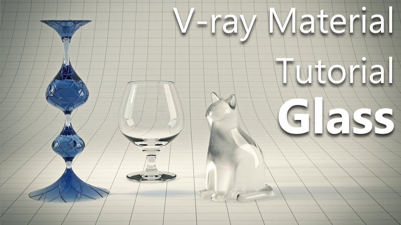bubble ball glass vase of vray glass material tutorial in 3ds max youtube intended for maxresdefault