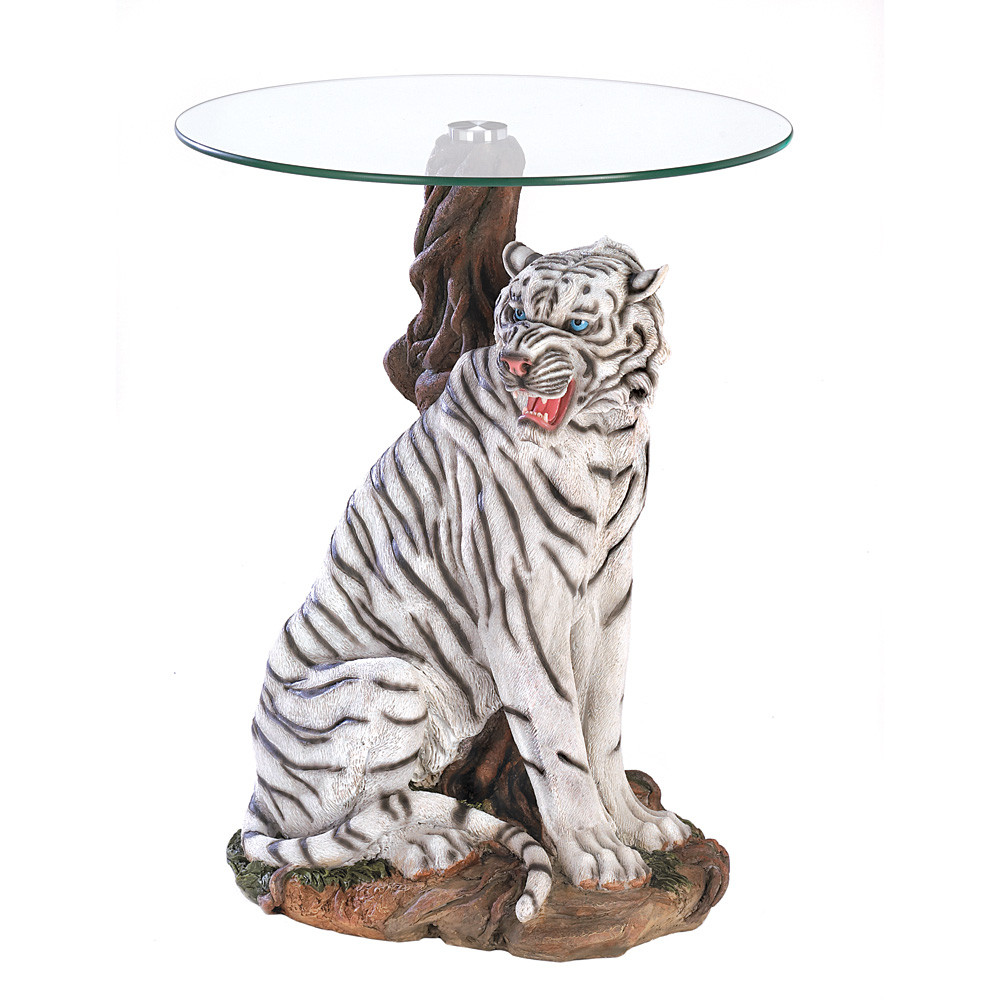 Bubble Ball Vases Bulk Of wholesale White Tiger Accent Table Buy wholesale Tables Inside wholesale White Tiger Accent Table for Sale at Bulk Cheap Prices