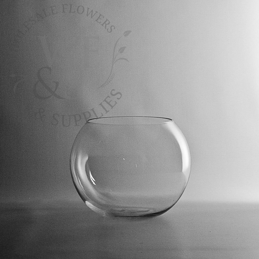 bubble vase bulk of clear glass bubble bowl 6 game night pinterest centerpieces in clear glass bubble bowl 6 wholesale flowers and supplies