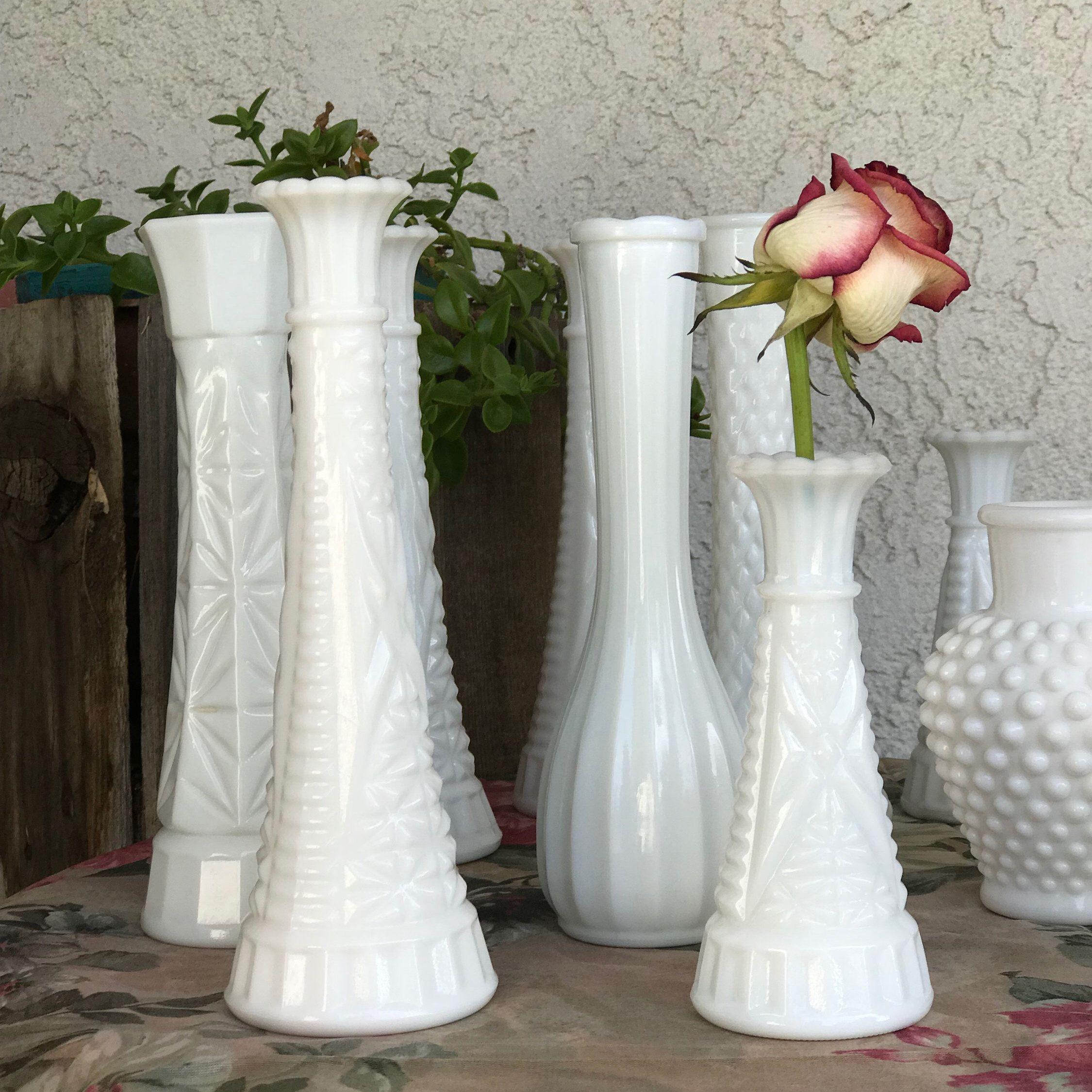 bud vase set of excited to share the latest addition to my etsy shop vintage milk regarding excited to share the latest addition to my etsy shop vintage milk white vases
