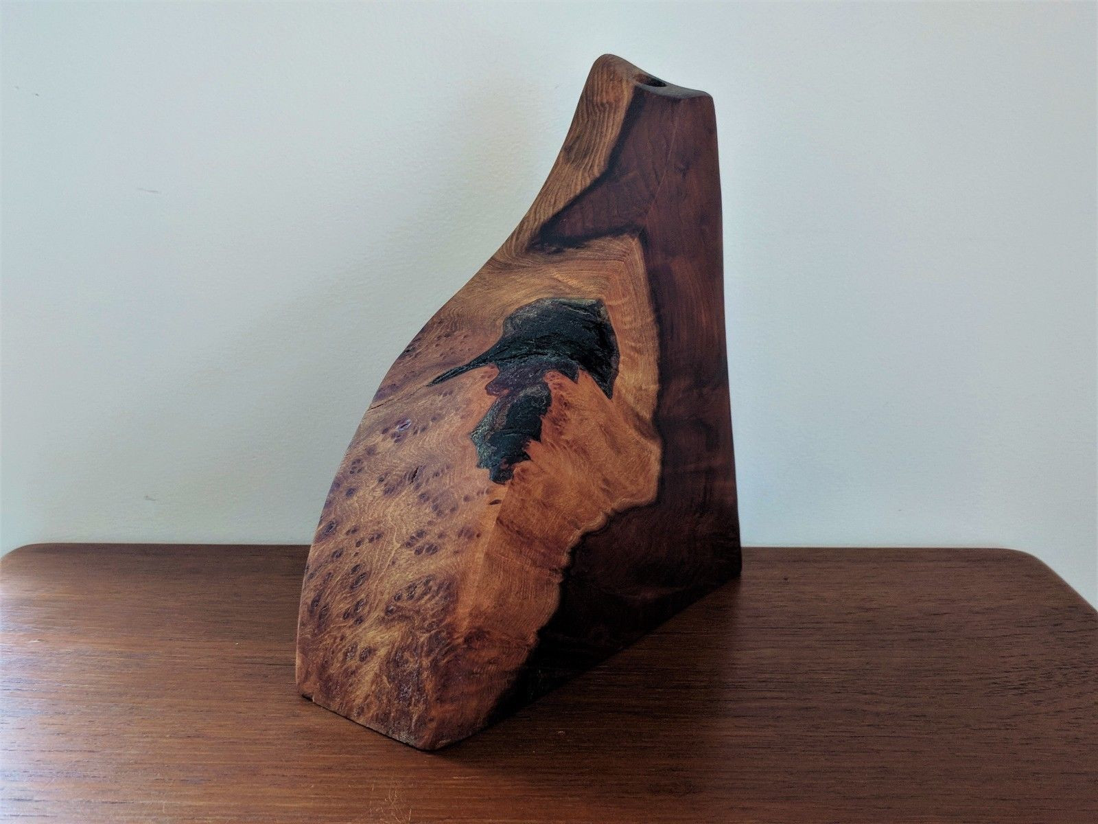 burl wood vase of beautiful signed uli kirchler burl redwood wood vase mid century with beautiful signed uli kirchler burl redwood wood vase mid century abstract