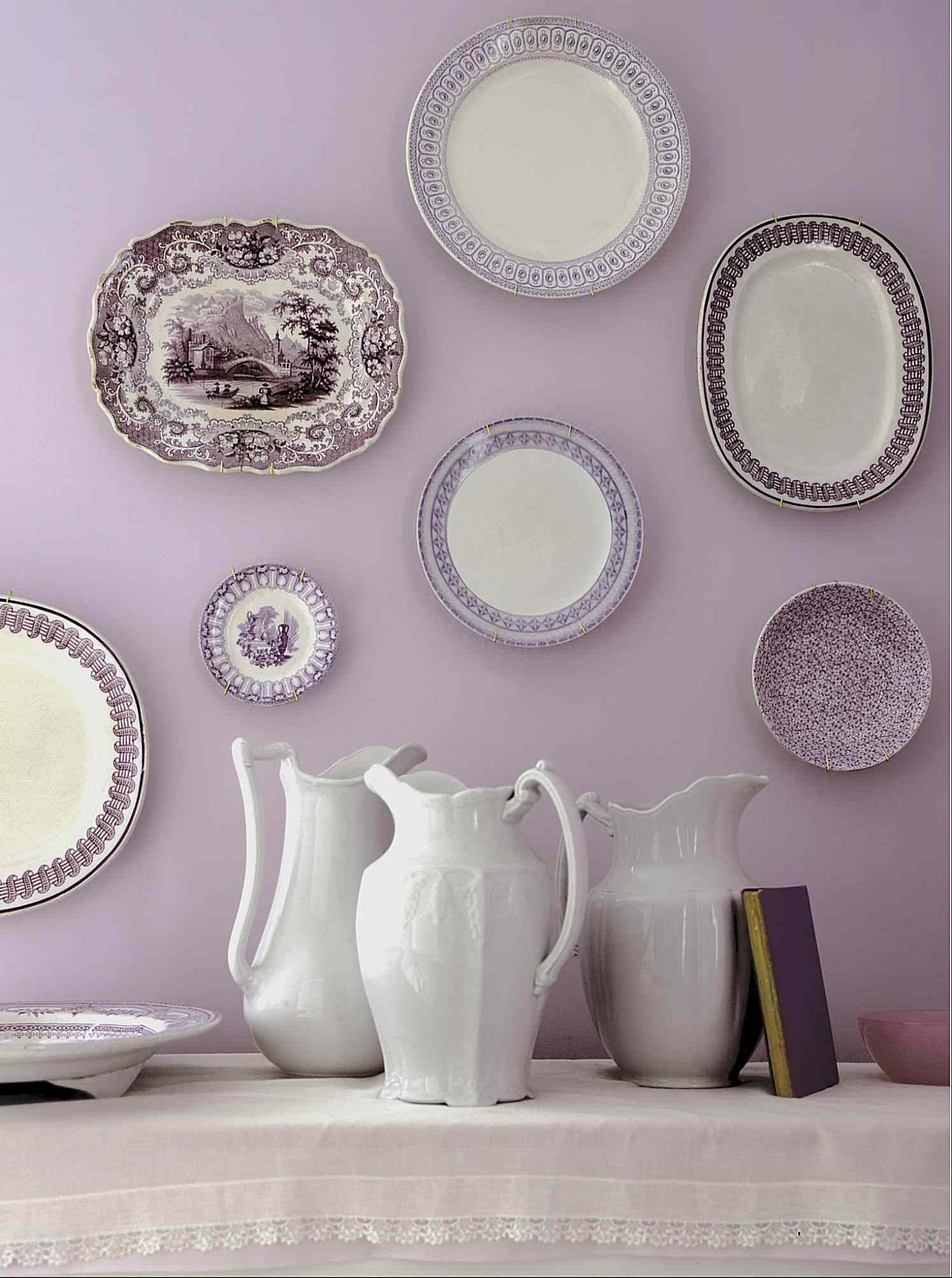 can you spray paint ceramic vases of 12 things you shouldnt throw away pertaining to plates on wall 58ade02f3df78c345be0469c