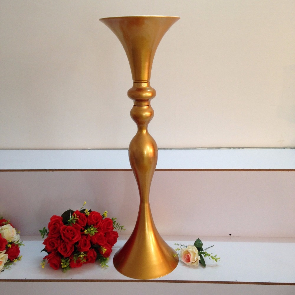 candelabra vase centerpiece wedding of aliexpress com buy 86cm 33 8 gold wedding flower stand flower inside aliexpress com buy 86cm 33 8 gold wedding flower stand flower vase table centerpie