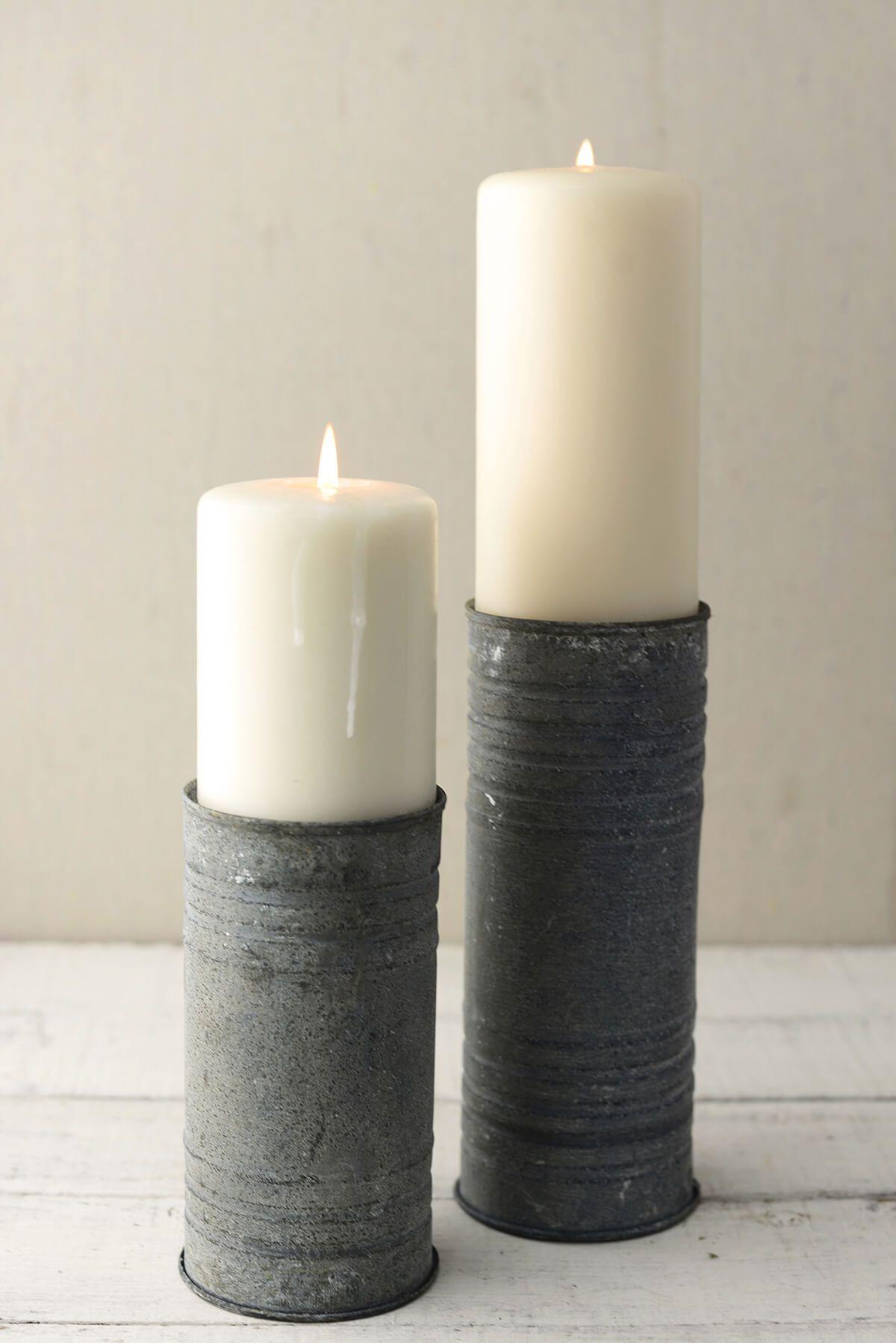 candle vase holder of zinc cylinder vase pillar candle holder 8 serveware and house pertaining to zinc cylinder vase pillar candle holder