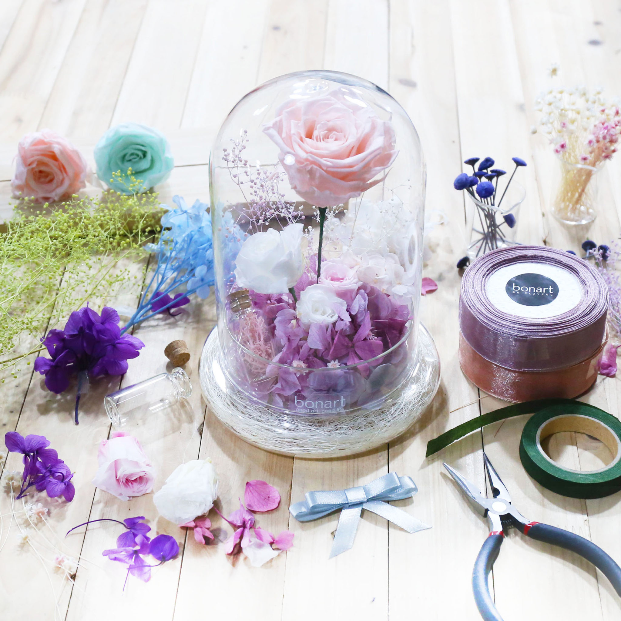 candy bar vase arrangements of workshops preserved floral art bonart regarding the preserved flower is a fabricated flower that allows the flowers freshness to be kept for a long time without losing its beauty colors and texture