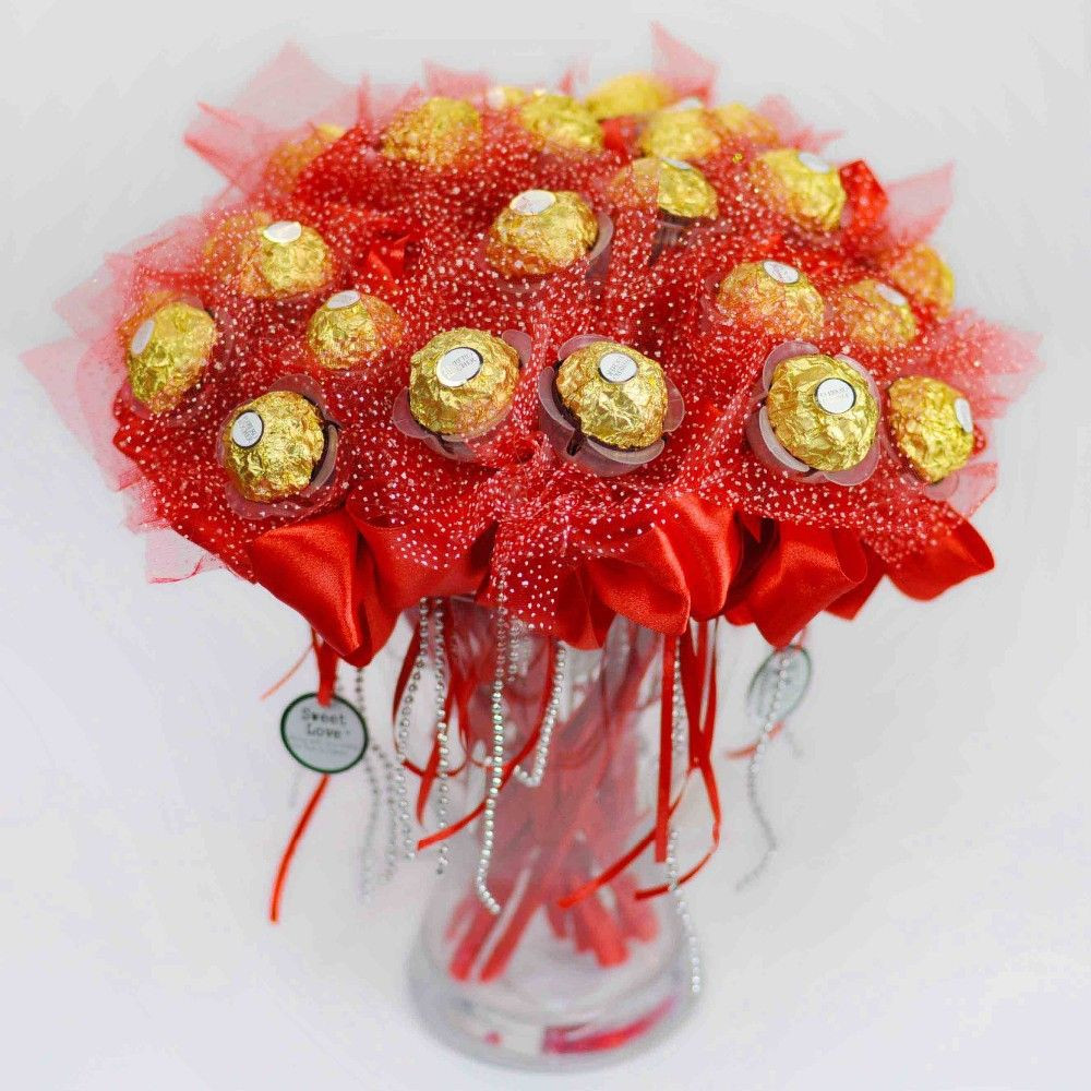 candy bouquet in a vase of a business of your own fun profitable pinterest candy throughout learn how to make candy bouquets
