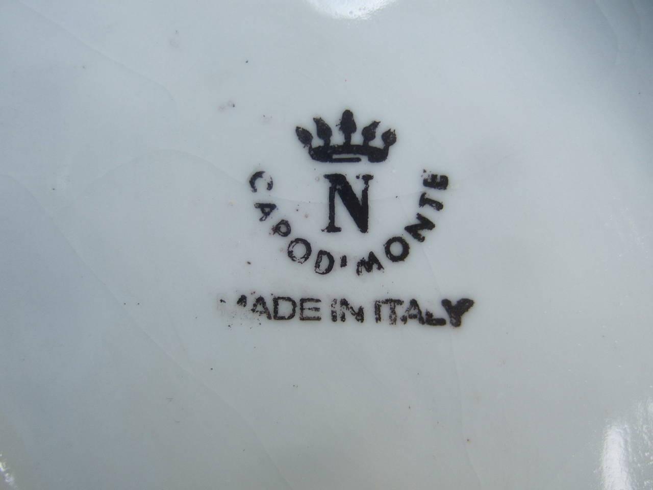 26 Best Capodimonte Flower Vase
