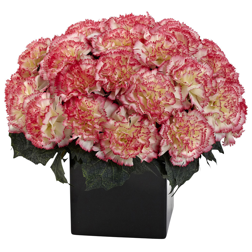 Carnation Arrangements In Vase Of Browse by Price Range 80 00 99 99 Throughout Carnation Arrangement W Vase Silk