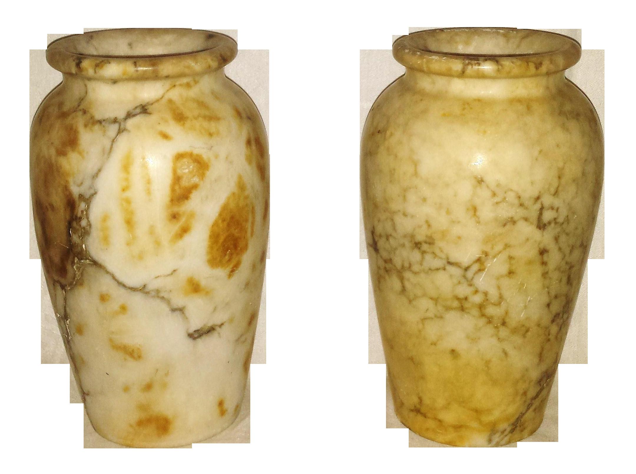 carved alabaster vase of antique italian alabaster vases pair chairish in antique italian alabaster vases pair 5706