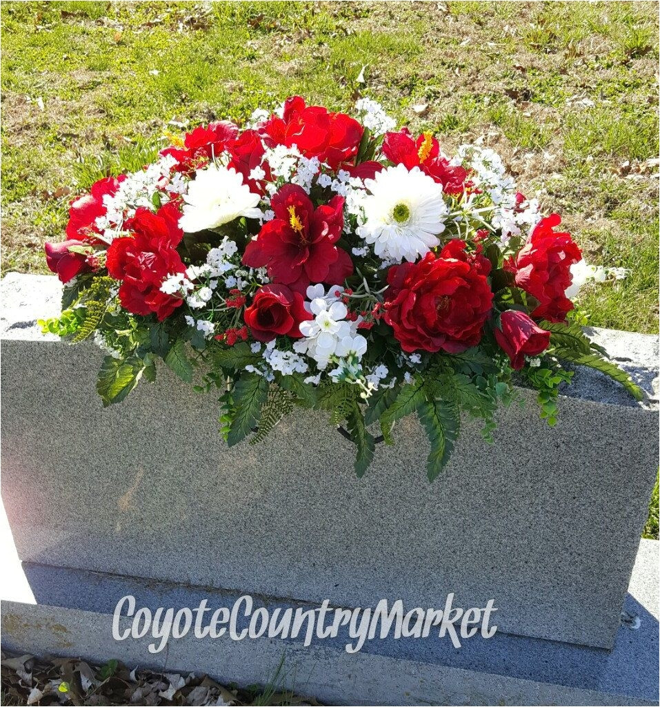 cemetery vase flowers of memorial flowers for cemetery www topsimages com for gravesite decorations store cemetery memorial day headstone saddle memorial floral headstone jpg 957x1024 memorial flowers for