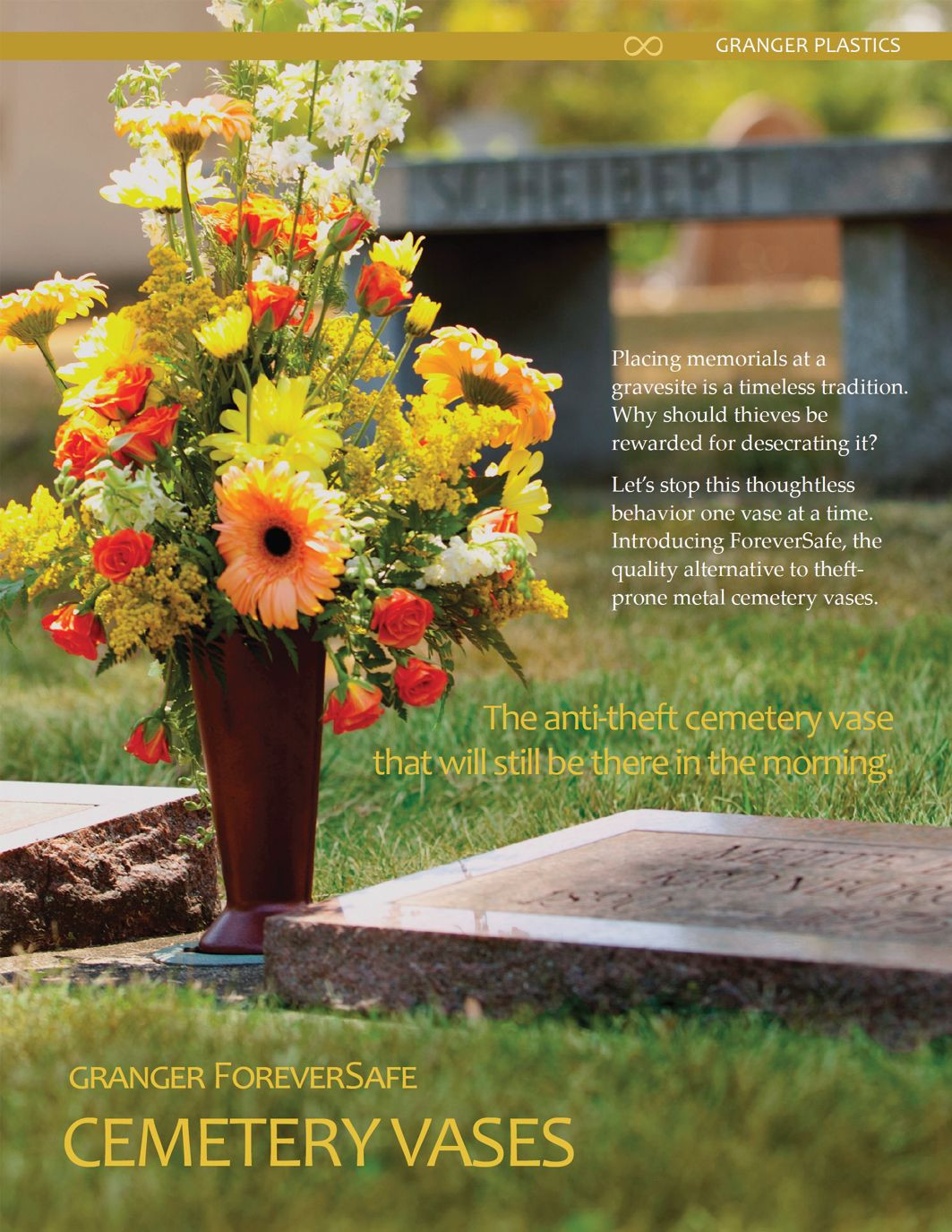 cemetery vase flowers of stay in the vase cemetery flowers throughout cemetery vases memorial vases replacement vases cemetery flower regarding size 600 x 1697 grave memorial flower vases whether your home is modern or hist