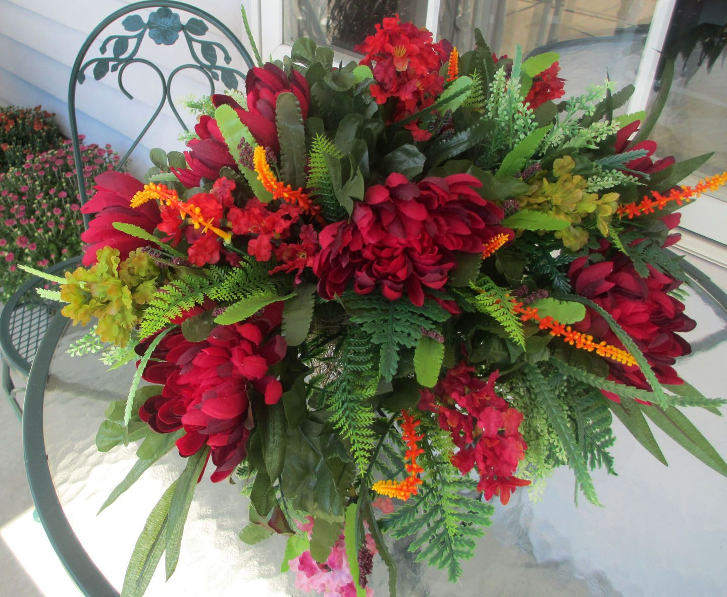 cemetery vase inserts of cemetery floral arrangements www topsimages com in cemetery flower arrangements silk flower cemetery arrangement jpg 1440x1183 cemetery floral arrangements