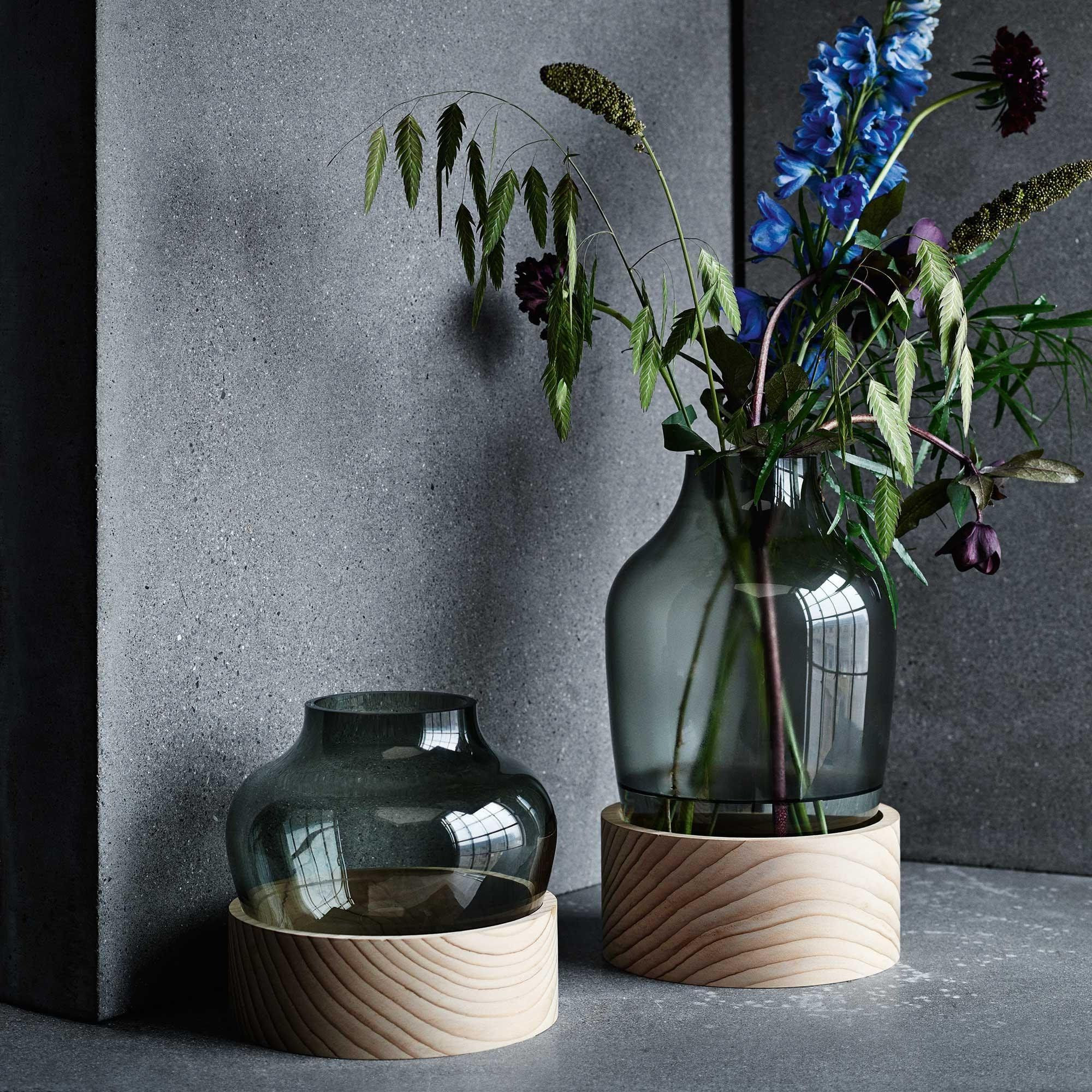 Ceramic Bag Vase Of Fritz Hansen Vase Ambientedirect In Fritz Hansen Fritz Hansen Vase