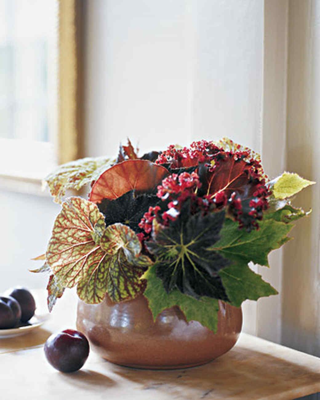 ceramic flower frog vase of marthas flower arranging secrets martha stewart intended for lesson 2