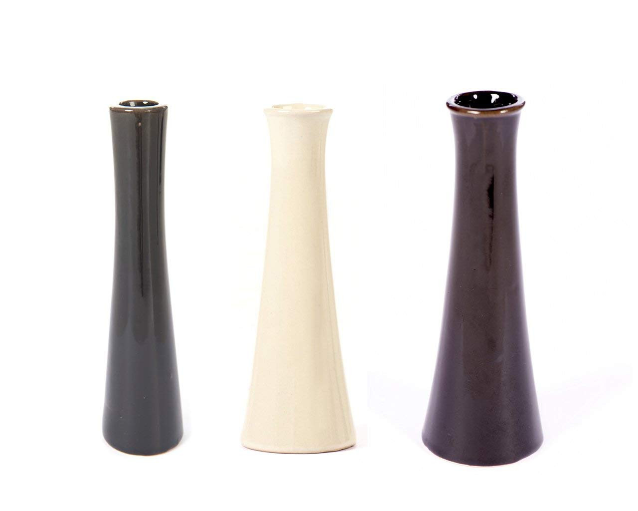 ceramic umbrella stand vase of 20cm porcelain vase for artificial flowers in cream black or brown throughout 20cm porcelain vase for artificial flowers in cream black or brown cream amazon co uk kitchen home