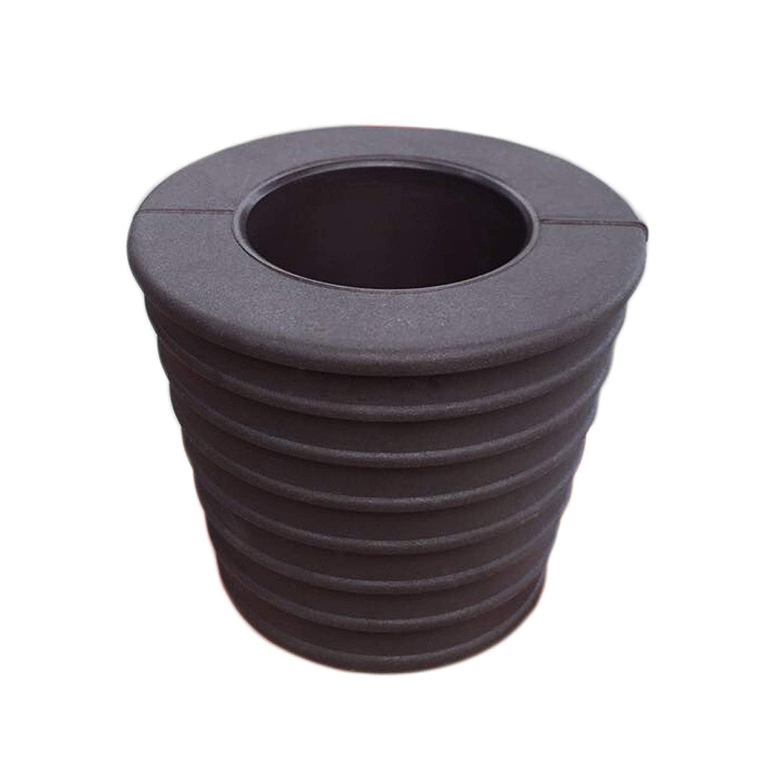 ceramic umbrella stand vase of amazon com myard windproof umbrella cone wedge spacer fits patio for amazon com myard windproof umbrella cone wedge spacer fits patio table hole opening or base 2 to 2 5 inch pole diameter 1 1 2 38mm