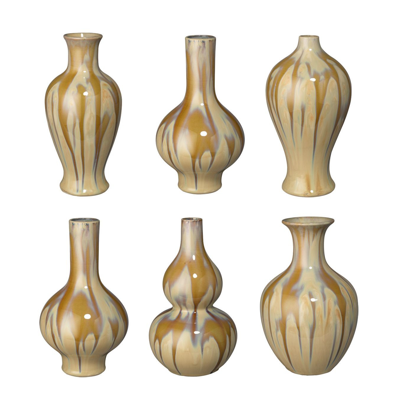 ceramic vase set of jamie young zuni ceramic vases set of 6 modern furniture home in jamie young zuni ceramic vases set of 6 modern furniture home decor