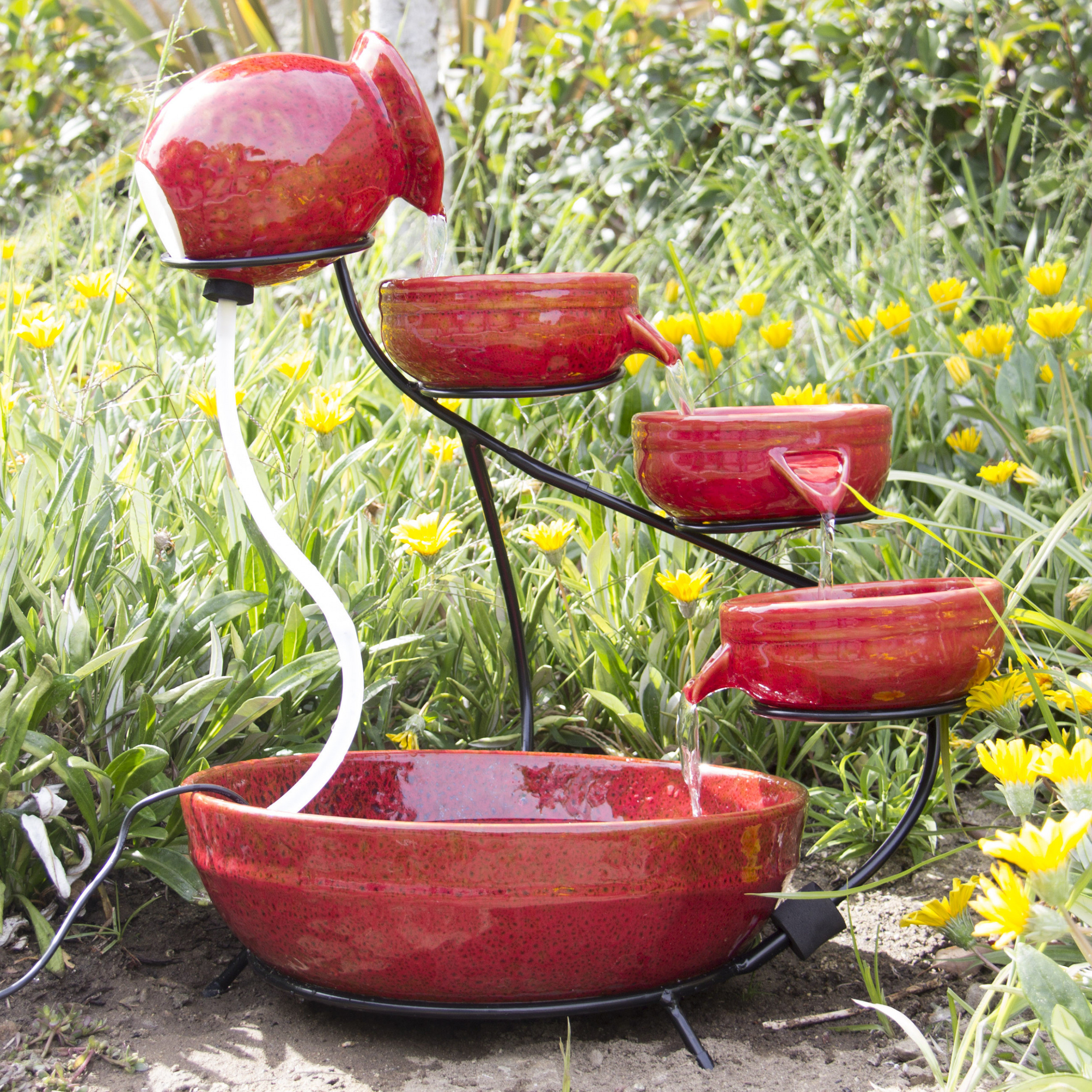 ceramic vase water fountain of 46 luxueux pot a epice apera§u with regard to best choice s ceramic solar water fountain garden zen free