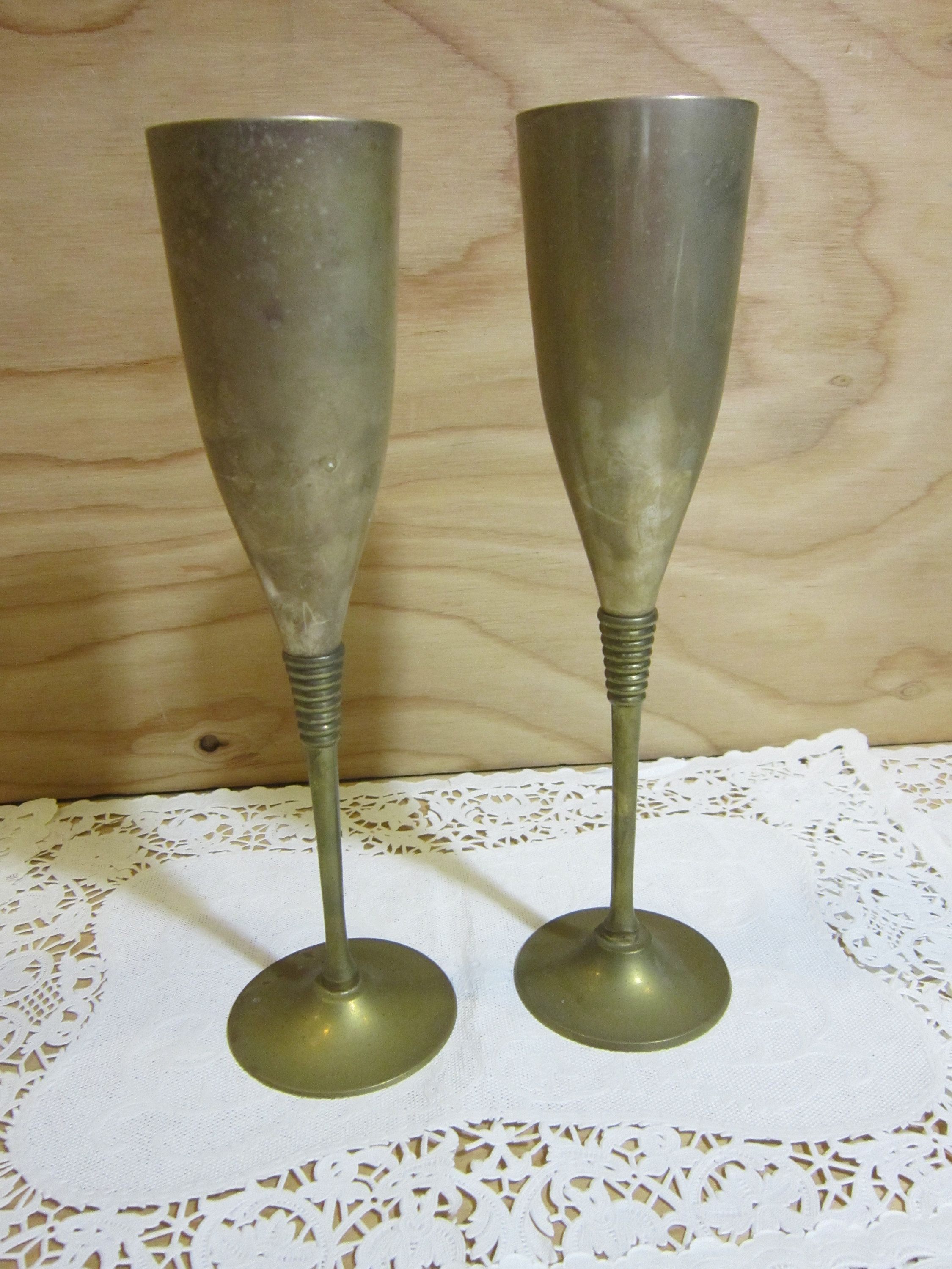 champagne hurricane vase of pair of silver plated champagne flutes wine goblets made in india with regard to champagne flutes