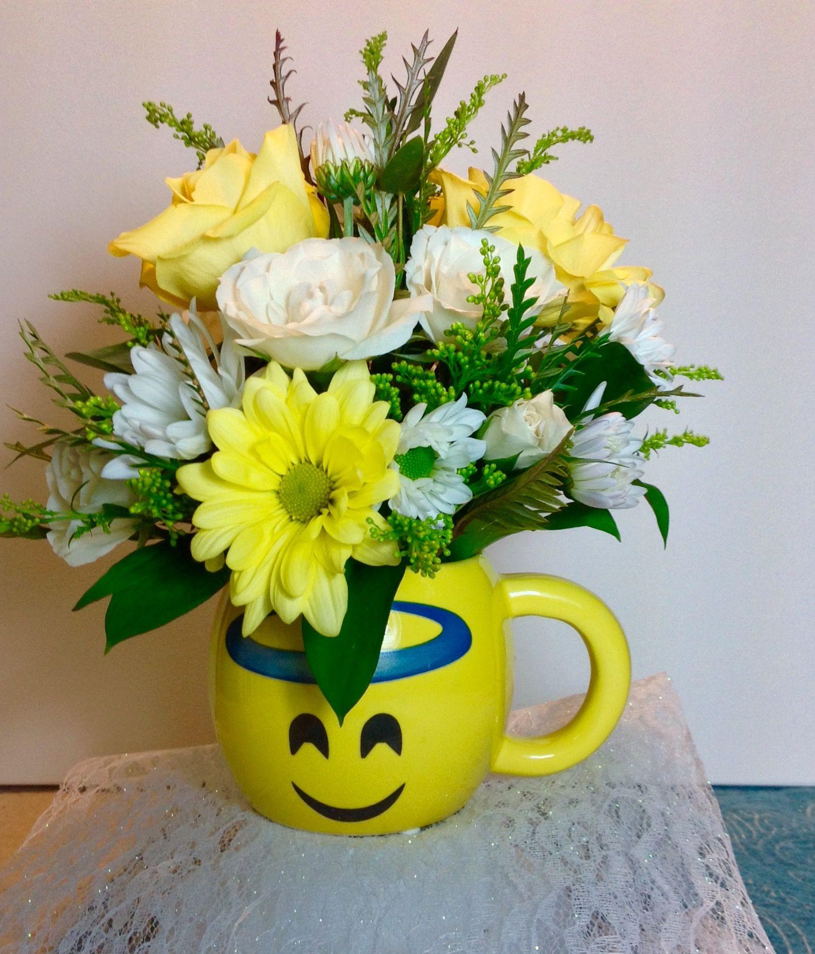 chandelier vase toppers of emoji fresh floral arrangement by daly floral designs my floral with regard to emoji fresh floral arrangement by daly floral designs