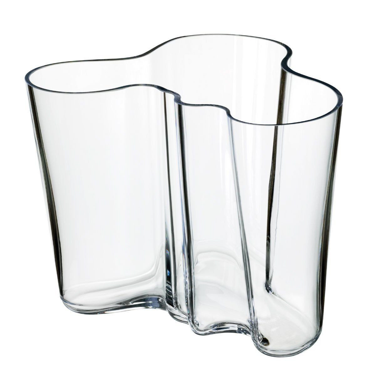 cheap glass cube vases of iittala aalto vase clear large read more reviews of the product inside explore glass vase product design and more